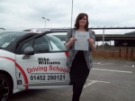 Passed. Amber Rose Powell of Gloucester