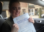 Passed. Becky Hannis of Gloucester
