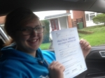 Passed. Chelsea Sysum of Gloucester