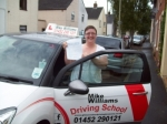 Passed. Clare Cave-Ayland of Gloucester