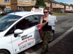 Passed. Megan Holliday of Gloucester