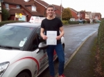 Passed. Sam Watson of Gloucester