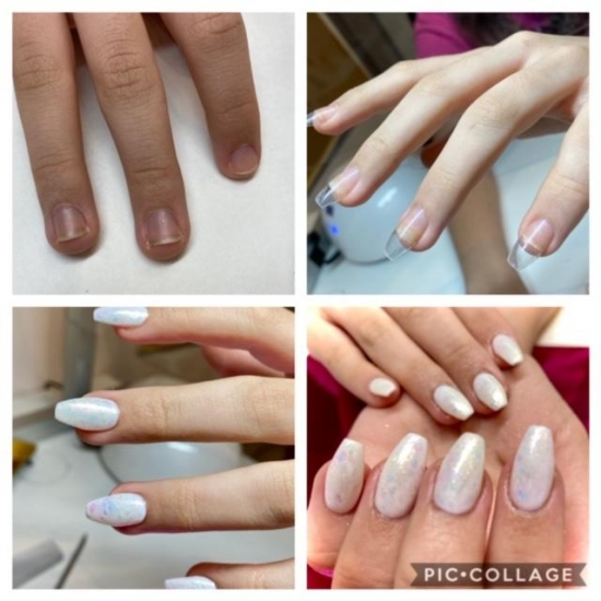 Full cover extensions