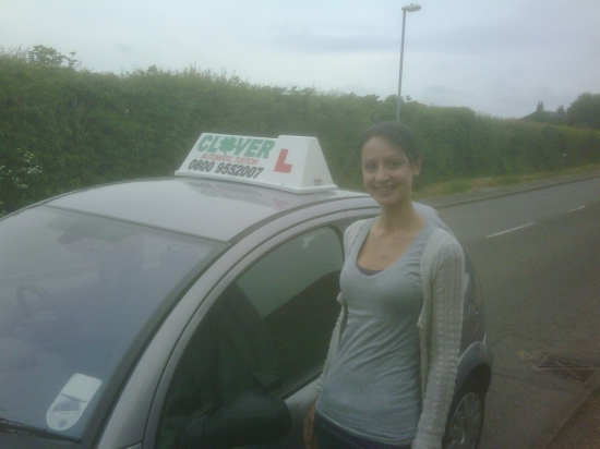 PASSED FIRST TIME <br />