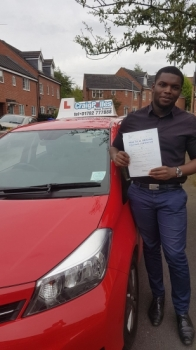A big congratulations to Connor Henry-Blake, who has passed his driving test today at Newcastle Driving Test Centre.<br /> First attempt and with just 2 driver faults.<br /> Well done Connor - safe driving from all at Craig Polles Instructor Training and Driving School. 😀🚗<br /> Instructor-Perry Warburton