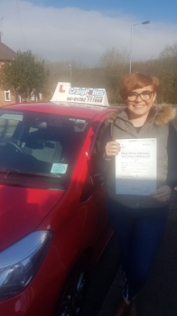 A big congratulations to Lauren Bebbington, who has passed her driving test today at Newcastle Driving Test Centre, with just 3 driver faults.<br /> Well done Lauren - safe driving from all at Craig Polles Instructor Training and Driving School. 😀🚗<br /> Instructor Perry Warburton