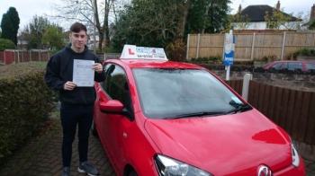 A big congratulations to Mike Stoddard, who has passed his driving test today at Newcastle Driving Test Centre, with just 3 driver faults.<br /> Well done Mike - safe driving from all at Craig Polles Instructor Training and Driving School. 🚗😀