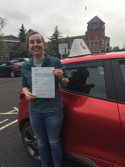 Not only is Diana an extremely experienced driving instructor, she's also reliable and easy to talk to, putting you at ease. She gives direct and extremely helpful feedback, helping you improve quicker, and her high first-time pass rate speaks for itself. Thanks for making driving lessons enjoyable! :)