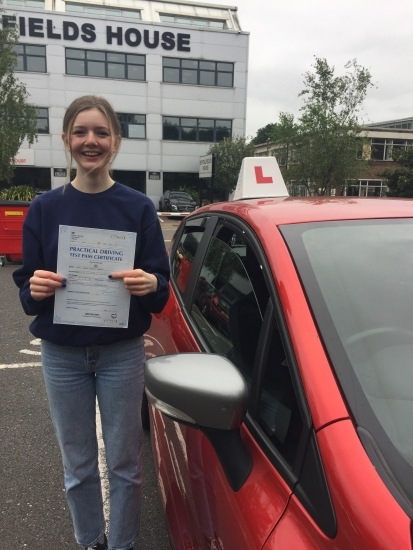 0 minors well done to Grace!