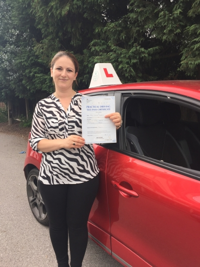 Diana is an excellent driving instructor.I was lucky to learn how to drive from her.She is professional, calm and very patient.Diana has a brilliant communication and I would absolutely recommend her to anyone.I´m thankful to her for helping me