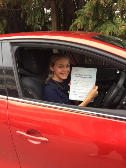 Well done Grace 0 minors Barnet!