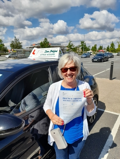 Congratulations to Lin who Passed her Automatic Driving Test this morning at Colchester in #Bumble <br /> Well done on a great drive, what can I say... I´m so pleased for this young lady, it hasn´t been easy & we weren´t helped by all the stopping and starting of lessons due to the covid situation  but what a story there is behind all this 😁<br /> Not bad for someone that kept telli