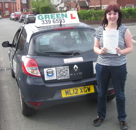 Hi Sean I thought you were a brilliant instructor very patient and friendly You told me to do my test at the right time Thanks again oh I recommend you to others such as my brother<br />