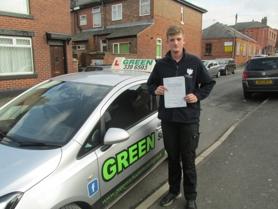 11032016<br /> <br /> Well Done Alex <br /> <br /> Drive Safely