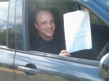 �I am happy to say that I passed the �P� test first go��<br /> <br /> �William from �fab driving school� was extremely patient well experienced and friendly<br /> <br /> I would recommend him to anyone who is nervous or unsure in their driving skills to start learning with William <br /> <br /> <br /> <br /> Gareth