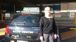 Fab Driving School is the best ever Passed my test today Would definitely recommend 5 stars