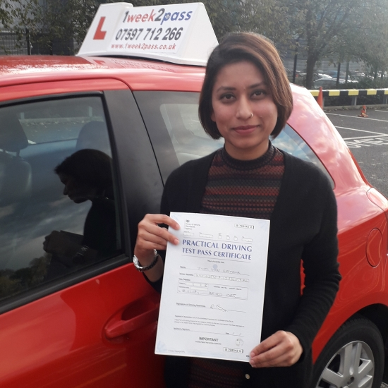 Thank you Jyoti for leaving a review on Google for our driving school 'Neil is a very good instructor and very patient. Learning to drive was always fun with him and we shared good laugh every lesson. Great price and very adjusting with lesson timings, always on time! I wish Neil and the company all the very best. You cannot get any better than them. 👍🏼