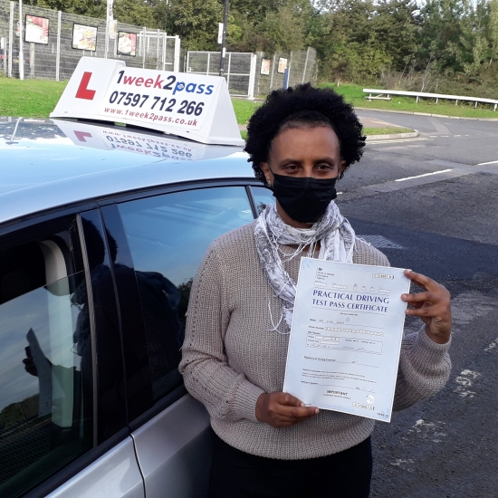 Saba left a review on Google for our driving school 'Highly recommend, excellent instructor with reasonable price. Excellent communication and clear explanation. At this point I would like to thank you so much to Mr. Neil for your patient , excellent communication and friendly; makes the lesson to look forward.