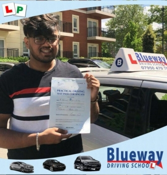 Driving Lessons in North West London