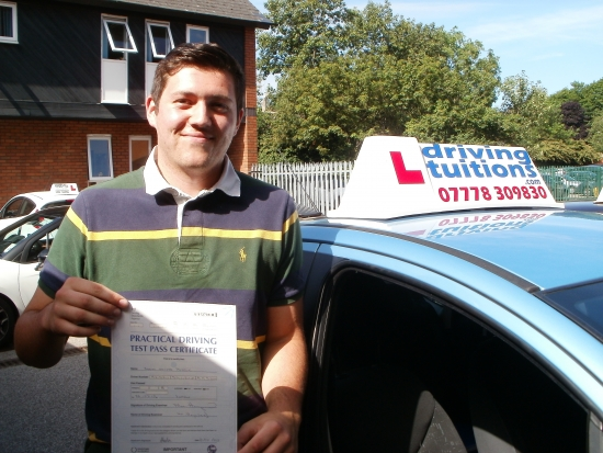Excellent Driving Instructor Very patient and calm Franco will teach you everything you need to know to become a safe and confident driver and I found the result today as I passed first time<br /> <br /> Thanks Franco… You're the best