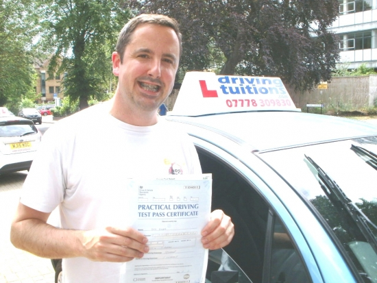 Franco is the best… A fantastic driving instructor Thoroughly recommended