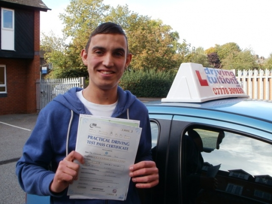 Brilliant instructor Gives the best advice kind and easy to understand Thanks to Franco I passes my test