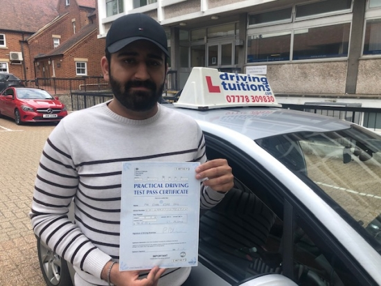 Franco is an absolute legend. You are not gonna find anyone better than him to teach you how to drive. He is undoubtedly the best driving instructor out there.
