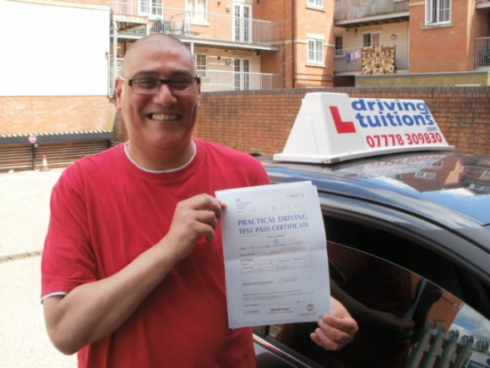 So pleased to have passed today I would recommend Francoacute;s Driving School to anyone With a new vehicle you feel safe so for the more nervous of students this is a godsend With Francoacute;s great approach to teaching and explaining the lessons are enjoyable and the time booked flies by The environment within the car is brilliant The reasonable pricing of lessons certainly makes it af