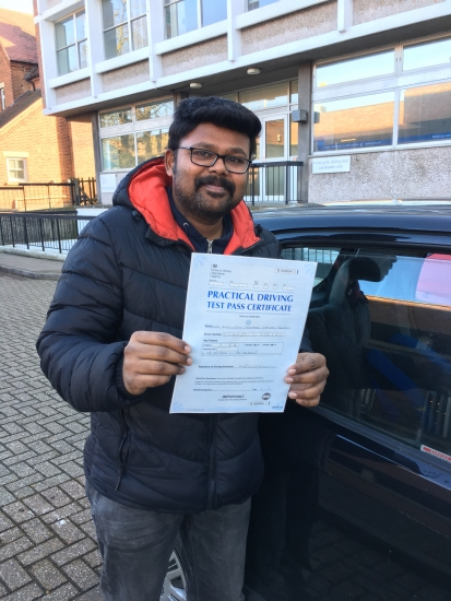 I am so happy today, i have passed my driving test.......,this day was made by FRANCO, March 6th in my life is FRANCO´S DAY... He is the master in teaching; he is very polite, friendly and professional. Thank you so much FRANCO. I strongly recommend Franco´s Driving School.. :-)