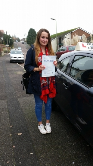 Passed my test with only 1 minor and wouldnt of been able to do it without the help of Julie An amazing instructor and I would definitely recommend Freedom Driver Training to anyone learning to drive Brilliant teaching thankyou Julie for helping me pass so quickly
