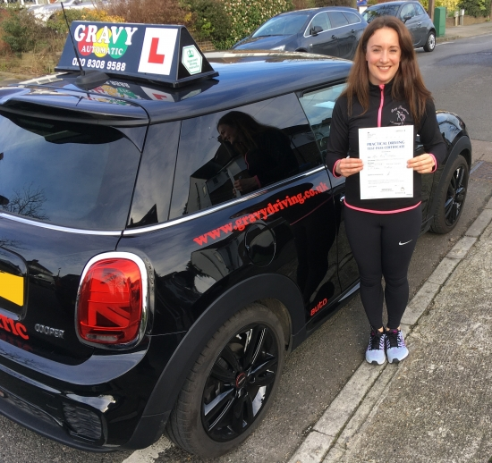 Simon made me feel at ease from the get go and made learning how to drive an enjoyable experience. Delighted to pass first time with only one minor fault.