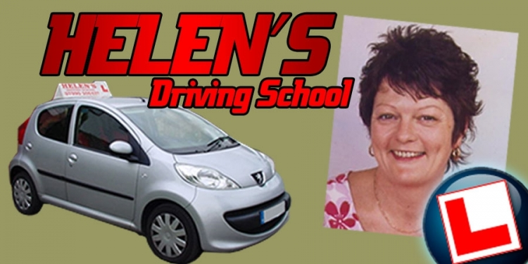 Driving lessons with Helen&s Driving School