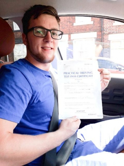 Kestutis Cepas passed on 11/8/18 with Peter Cartwright! Well done!