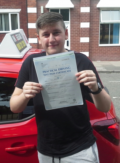 Jay Ford passed on 26718 with Garry Arrowsmith Well done to follow