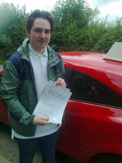 Jack passed on 4815 with Phil Hudson Well done