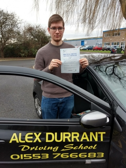 Driving Lessons Kings Lynn - Tomas Ceponis