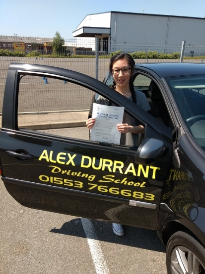 Driving Lessons Kings Lynn<br />