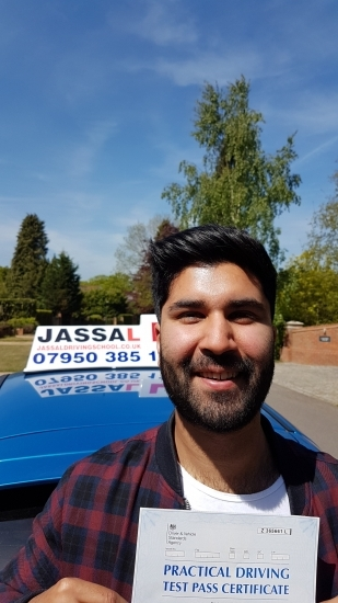 Congratulations Dilraj on passing Driving Test Uxbridge<br /> <br /> Thank you very much Sukh for helping me pass He is very friendly and patient always giving feedback as to what you are doing well where you can improve and what to expect so you can learn and be fully prepared for the practical test and beyond I very much enjoyed the lessons and would highly recommend him to anyone looking to learn