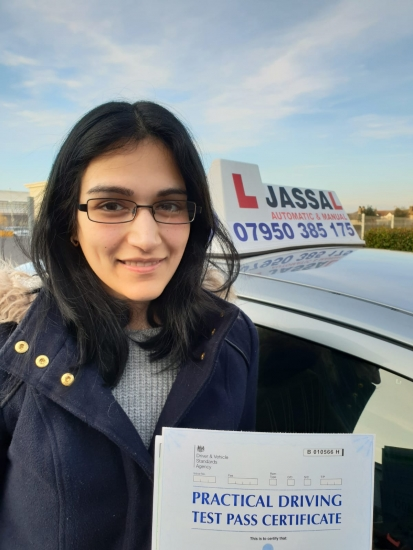 Congratulations Sannaa on passing your Driving Test! Uxbridge..<br /> Sukh is very patient and explains both the practical and theoretical sides of driving to you very well. He takes time and effort to make sure you understand something before moving on and will help you to perfect manoeuvres through lots of practice. I would highly recommend Sukh to anyone wanting to learn to drive!