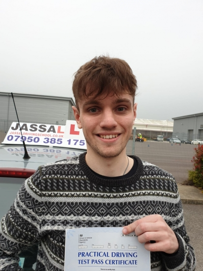 Congratulations Patrick on passing your Driving Test today on 1st attempt! Uxbridge. Only 3 minors!..<br /> The lessons were excellent and short breaks were particularly helpful for when going over mistakes I had made and how to correct them. Additionally, the car was always excellent to drive and in great condition! I could not recommend Sukh enough to other learners, particular those who have some fe