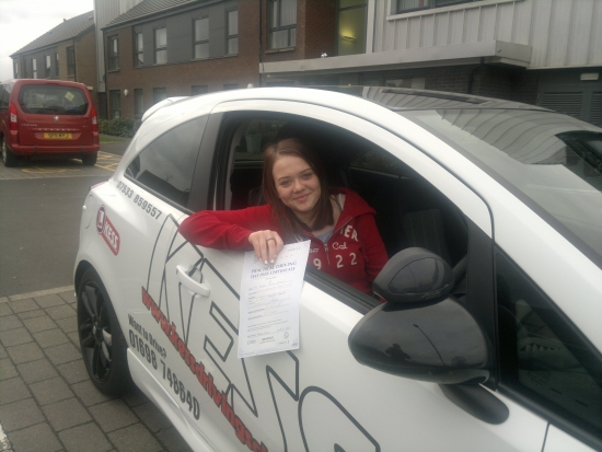 I passed first time thanks to Eamon for his patience and good teachingHelped me build confidence and believe in myself
