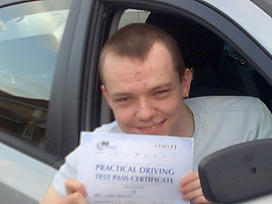 I would recommend kess driving school to anyone Thanks to Eamon who gave me confidence right from the start by explaining everything in a professional maner