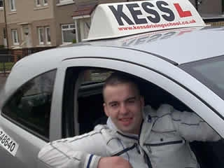I passed first time with Kess driving school<br /> <br /> Brilliant Driving School