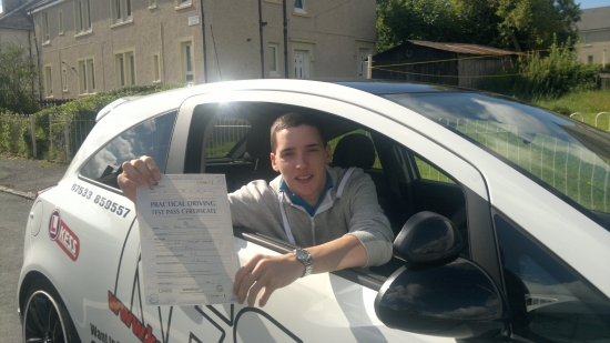 I just passed my driving test today with KESS thanks to Eamon I would definitely recommend Eamon as a driving instructor very friendly and a brilliant instructor who gives you so much confidence
