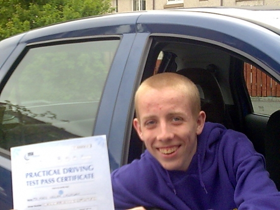 KESS driving school is a great driving school Eamon is a great teacher and really has helped me to be a confident driver and I would recommend kess to everyone as they are very keen to help you gain confidence