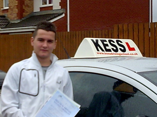 When I changed to kess driving school my driving took off It makes a huge difference having a good instructor before then with the other driving school things where going so slow I would certainly recommend kess