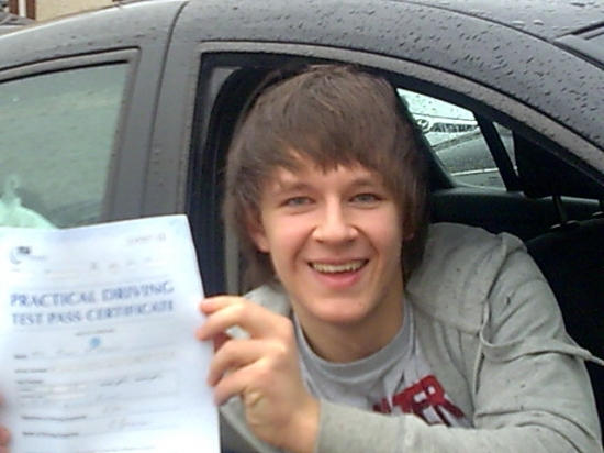 Kess Driving School provided me with the right materials and instruction in order to pass my driving test quickly Eamon made sure that I was definitely ready for my test and I was able to go into it with a bit of confidence which is really important when sitting your test In the run up to my examination Eamon made sure I had enough practice time and always arranged lessons that suited me Thanks