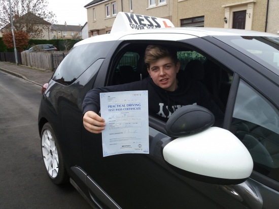 Thanks Eamon for helping me pass first time will definitely recommend to friends