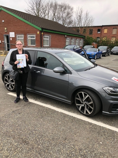 Congratulations to Heather passing her driving test with     L-Team driving school for the first time!! #passed#driving#learner� #manchester#drivinglessons #help #learning #cars Call us know to get booked in on 0333 240 6430<br />