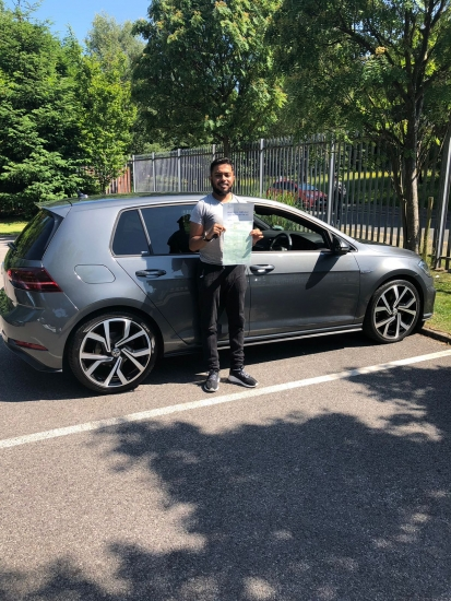 Congratulations to Sharif passing his driving test with L-Team driving school for the first time!! #passed#driving#learner� #manchester#drivinglessons #help #learning #cars Call us now to get booked in on 0333 240 6430<br /> <br /> PASSED JUNE 2018 �